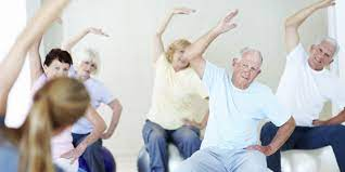 How to Exercise in Older Age